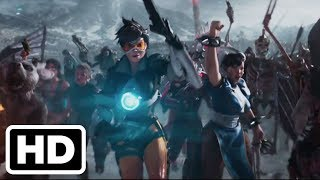 Ready Player One Trailer #2 (2018)