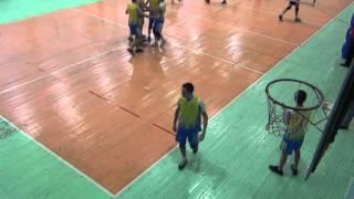 Финал, городские соревнования, волейбол Школа №17, Иркутск 07.02.16 со школой №39 2-я партия