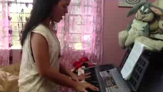 Gambar cover someone like you cover by Mariel