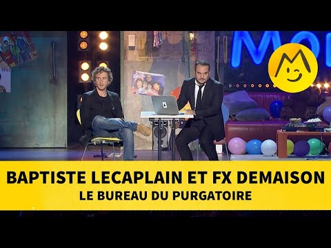 Baptiste Lecaplain et FX Demaison - Le bureau du purgatoire (2015)