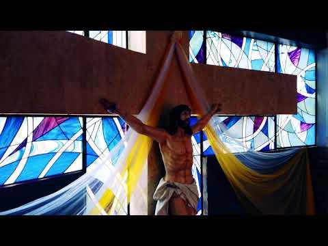 Iglesia San Miguel Arcángel DRONE/Ecatepec de Morelos