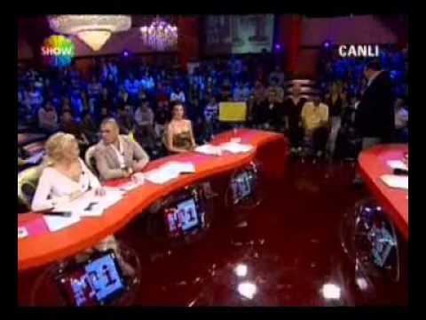 2.) ''Ajdar ANIK'' The world hyper star ''pişti'' programında
