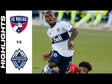 Dallas Vancouver Whitecaps Goals And Highlights