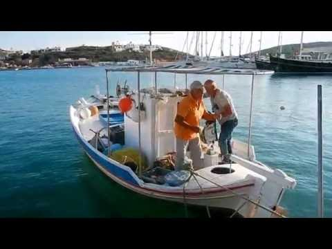 Lipsi, Dodecanese Islands HD 720p