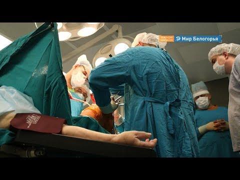 Эндопротезирование коленных суставов во 2-й горбольнице