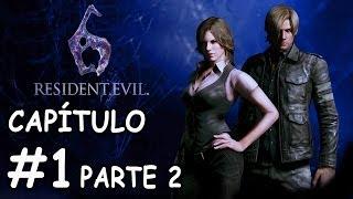 RESIDENT EVIL 6 / PROFESIONAL / LEON & HELENA / CAPITULO 1 parte 2 / EMBLEMAS / Rango S