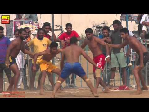 KARHALI SAHIB (Patiala)    KABADDI CUP - 2015    70 Kgs. FINALS   Full HD    Part 1st.