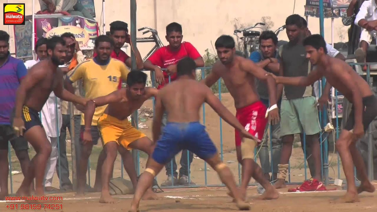 KARHALI SAHIB (Patiala)||  KABADDI CUP - 2015 || 70 Kgs. FINALS ||Full HD || Part 1st.