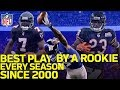 The Best Play by a Rookie from Every Season Since 2000 | NFL Highlights