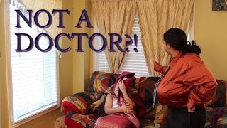 PARENTS REACTING TO NOT BECOMING A DOCTOR  | DanAndRiya