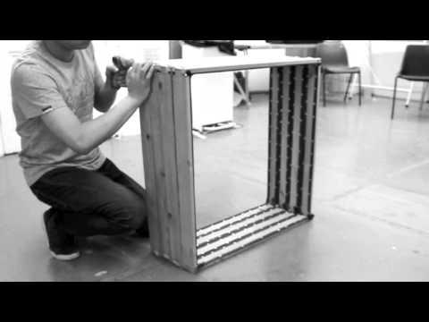 Architecture Furniture. Justin Chen