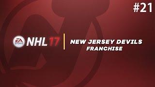nhl 17 franchise mode 21 bean is a beast