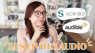 LIVRES AUDIO    Scribd ? Audible ? Quelques recommandations 🎧📚❤️ screenshot 1