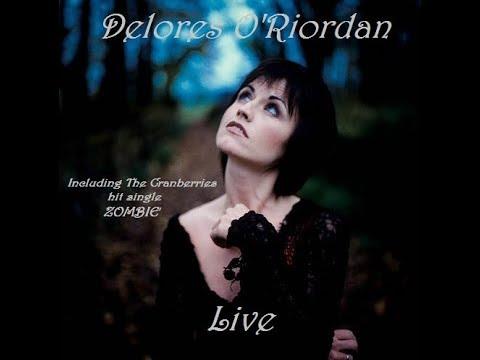 DELORES O'RIORDAN - LIVE - THE CRANBERRIES - INCLUDING 'ZOMBIE'