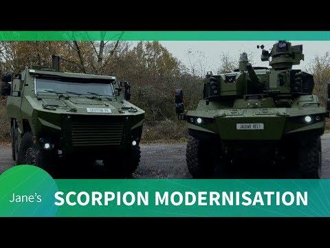 Brief On Scorpion Modernisation Programme