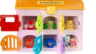 Paw Patrol Super Pup Hospital Full of Colorful Gumballs Learning Colors for Kids | Fizzy Fun Toys
