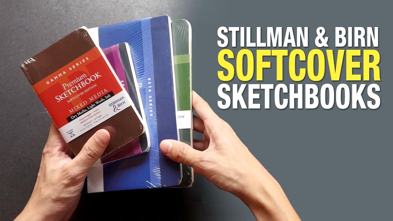 Stilman Birn Art Journal