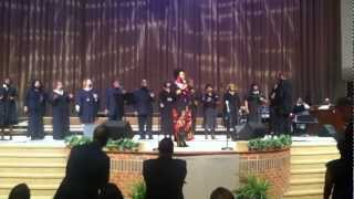 Sheri Jones-Moffett - I ALMOST LET GO at Kurt Carr Tribute