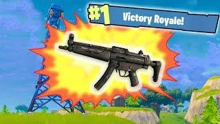 NEW SILENCED SMG WEAPON // 1,000,000+  KILLS // BEST MP5 WORLD // FORTNITE BATTLE ROYALE