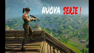 Nuova series !! MONTAGE KILL, CLUTCH & ACE - FORTNITE BATTAGLIA REALE