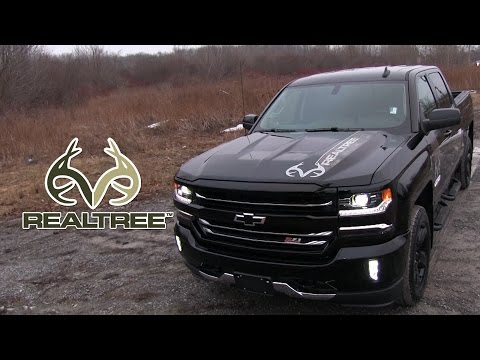 Silverado Realtree Edition >> 2017 Realtree Silverado Reveal