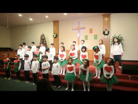 Jesus Hope Church School Christmas Show Part 3 of 3