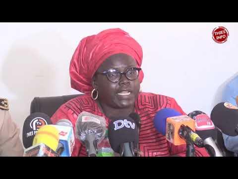 campagne agricole  Aminata Assome Diatta prône le partenariat