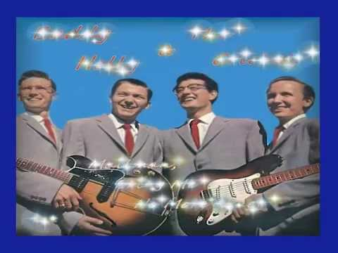 Buddy Holly  & The Crickets - Mailman, Bring Me No More Blues