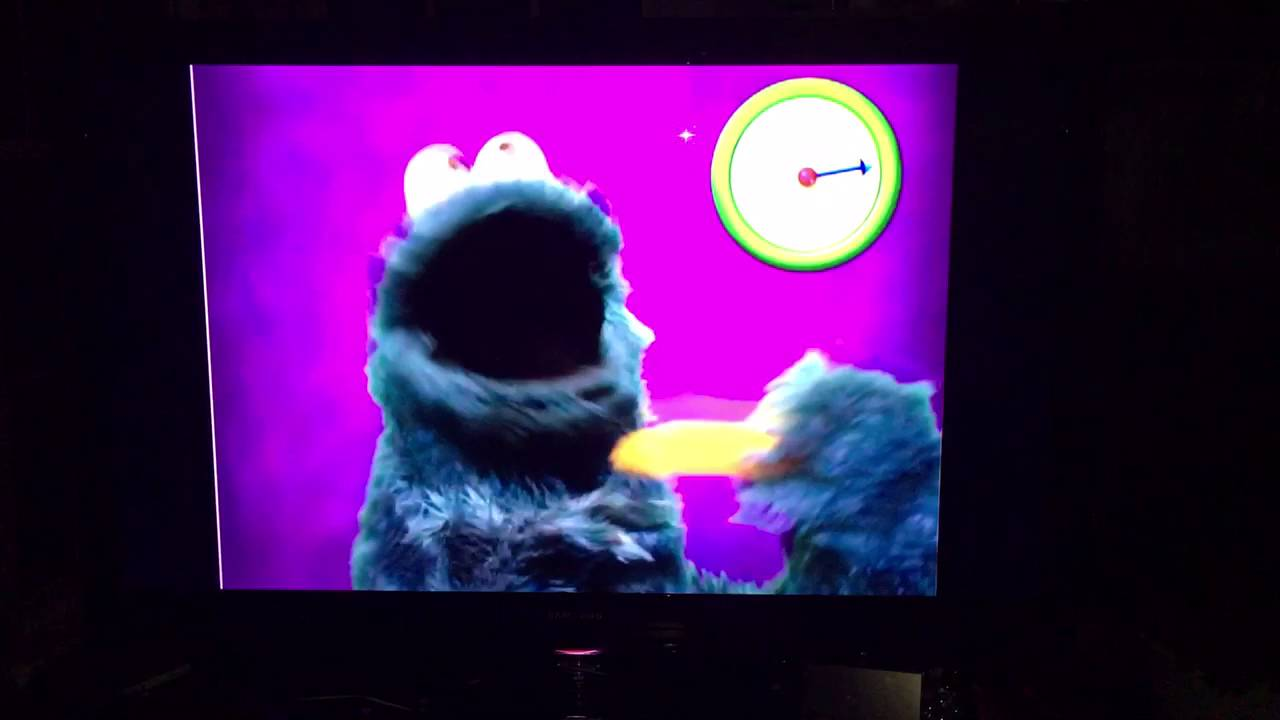 Sesame Street Letter of the Day Game Show B