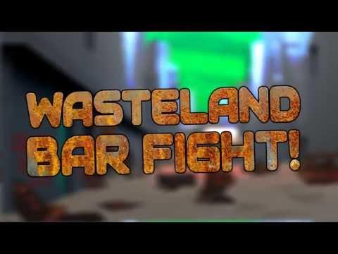 Wasteland Bar Fight Release Trailer