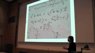 Ideas Man: the Stranger Notions of Sir Francis Galton (excerpt from a talk by Daniel Maier)