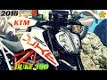 2019 KTM Duke 390 White, Walkaround Review   Price On-Road, Colours, Features