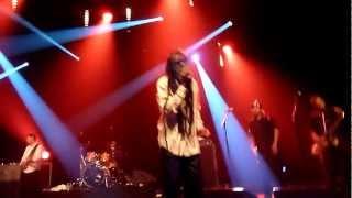 "Don Carlos - ""Satta Massagana"" Live au 106 Rouen - Fév 2013 **One Love**"