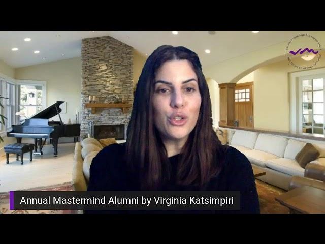 Annual Mastermind Alumni Group by Virginia Katsimpiri