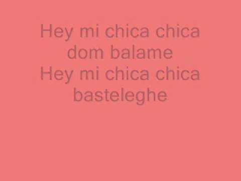 Sarbel - Mi Chica (Lyrics)