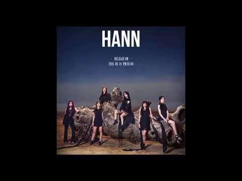 [MP3 AUDIO] (G)I-DLE((여자)아이들) _ HANN (Alone)(한 (一)) (DIGITAL SINGLE)