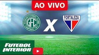 Guarani x Fortaleza - Brasileiro Série B 2018 AO VIVO