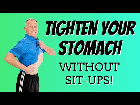 """Get Attractive Tight Stomach Fast (No Sit-Ups) with the """"Triple Threat"""" Standing Abdominal Drill"""