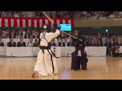 第16回世界剣道選手権大会16th wkc【男子団体決勝】Men's Team Championship Final JAPAN×KOREA