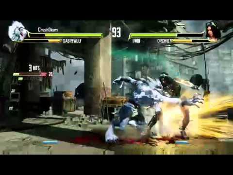 Follow your Killer Instinct - Sabrewulf Ultra Streak, Story Mode and Survival Mode