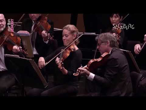 Gianluca Capuano conducts the Mozarteumorchester With : Julia Lezhneva - Salzburg Festival 2020