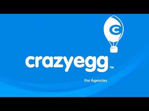 Crazy Egg For Agencies