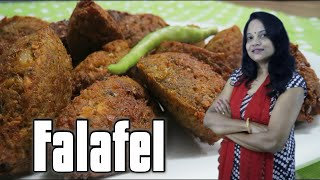 Falafel (in Hindi with English subs)   How to make Falafel