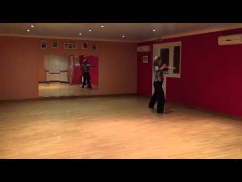 Viennese Waltz  Linking Reverse to Natural Turns