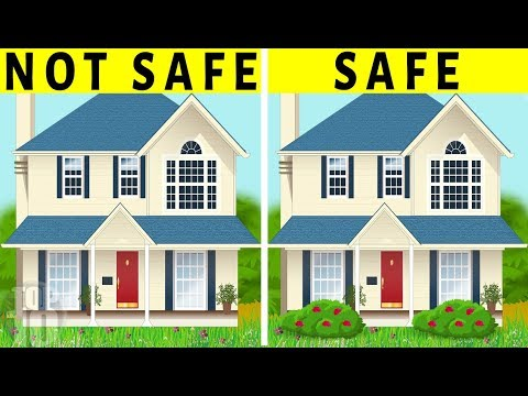 13 Tips To Keep Your Home Safe