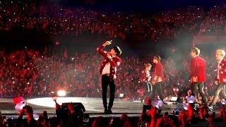 Video 170329 [Fancam] BTS (방탄소년단) - N.O. No More Dream Boy In Luv Danger Run - The WINGS Tour in Chicago download MP3, 3GP, MP4, WEBM, AVI, FLV April 2018