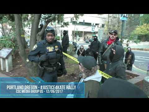 AntiFa Gets It Handed To Them By Patriots In Portland #Justice4Kate Rally - Highlights