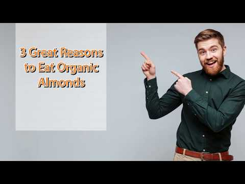Organic Almonds Australia