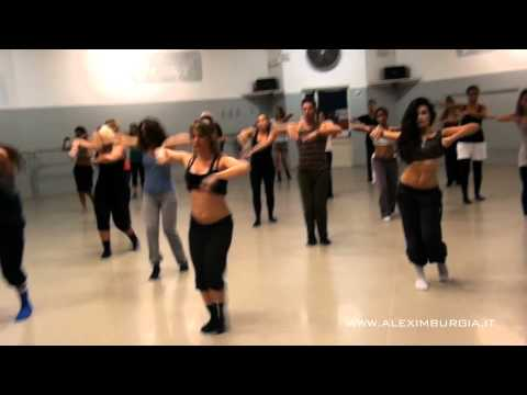 Maroon 5  Moves Like Jagger  Choreography by Alex Imburgia, I.A.L.S. Class combination