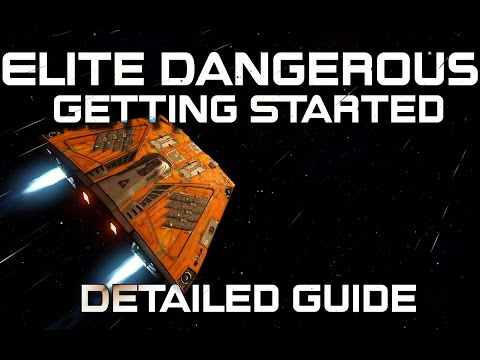 How To: Getting Started in Elite Dangerous